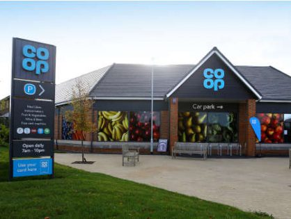 Co-op offer free school meals across the UK with a gift card scheme